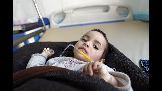 Yemen: Cholera Outbreak - Documentary