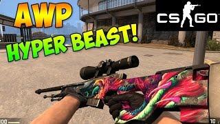 AWP Hyper Beast / CSGO Skin Review#3