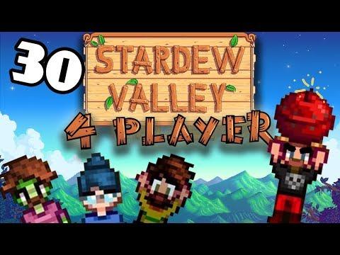 Xxx Mp4 Big Ba Bombs 30 Stardew Valley Multiplayer BETA 4 Player Gameplay 3gp Sex