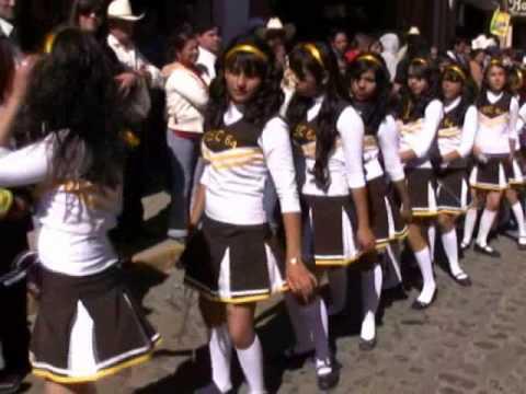 LOS JOVENES DE CUQUIO 20 DE NOVIEMBRE