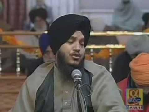 Man Meriya Antar Tere Nidhan Hain - Bhai Satvinder Singh