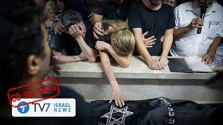 Israel grieves: two terror attacks in one week - this week in 60s 12.10.2018