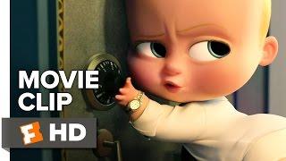 The Boss Baby Movie CLIP - I