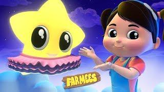 Twinkle Twinkle Little Star | Nursery Rhymes For Children