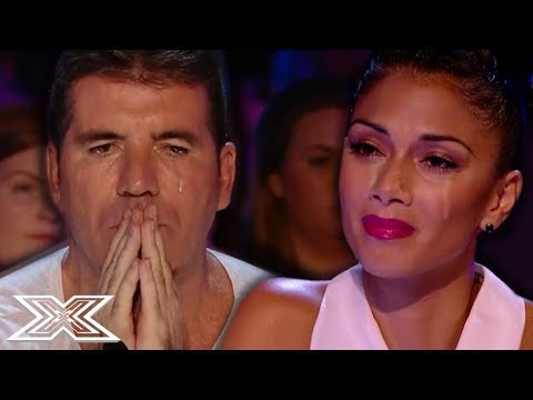 Xxx Mp4 TOP 3 EMOTIONAL AUDITIONS From X Factor UK X Factor Global 3gp Sex