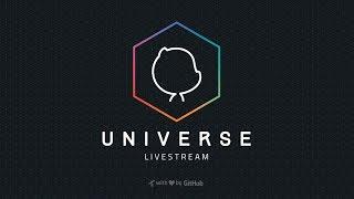 GitHub Universe 2018 - Trylon Stage
