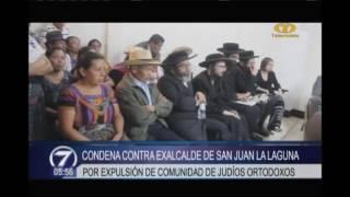 Condena contra exalcalde de San Juan, La Laguna