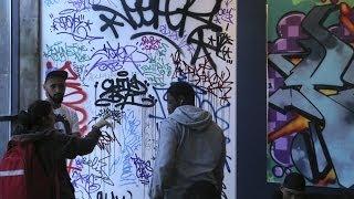 American Graffiti Culture