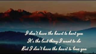 JAMES INGRAM - I DON'T HAVE THE HEART