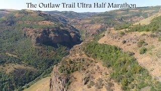 Outlaw Trail Ultra Half Marathon Course Preview