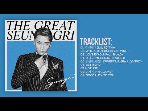 [Full Album] Seungri - THE GREAT SEUNGRI