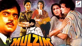 Mulzim - Full Hindi Movie - Jeetendra, Kimi Katkar,Shatrughan, Hema - Bollywood Action Movie HD