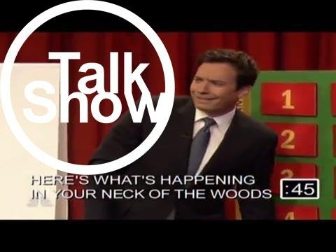 [Talk Shows]Pictionary with Ann Curry and Jimmy Fallon