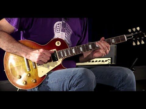 Xxx Mp4 Gibson Custom Shop Wildwood Spec 60th Anniversary 1958 Les Paul Standard VOS SN 88743 3gp Sex