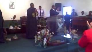 Praise Break Pt. 1 @ Harris Street A.O.H. Church of God