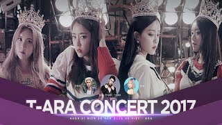 [FULL 3H | HD1080P] T-ARA CONCERT IN VIETNAM 2017