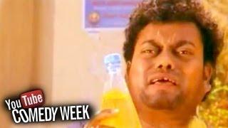 Kannada Hasya - Urine Spills On Sadhu - Sadhu Kokila - Kannada Comedy Scenes