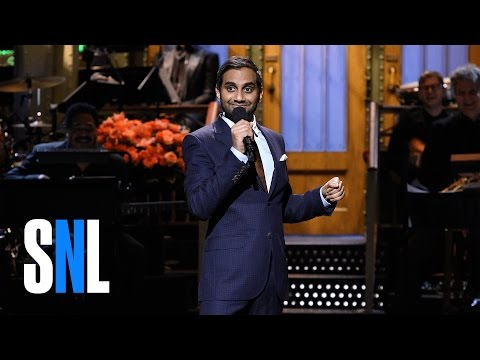 Aziz Ansari Stand Up Monologue SNL