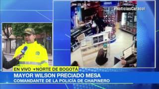 En video quedó registrado cómo robaron al reconocido actor Alfonso 'el Gato' Baptista