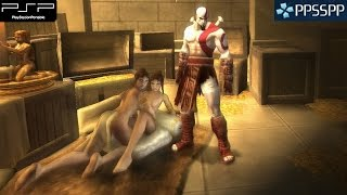 God of War: Chains of Olympus - PSP Gameplay 1080p (PPSSPP)