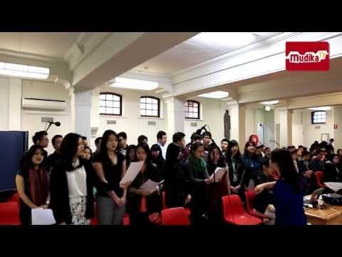 Mudika Melbourne Choir - Karena Aku Kau Cinta