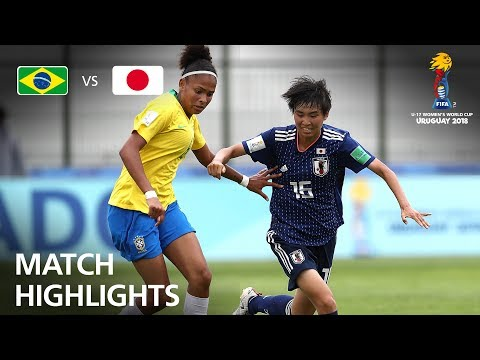 Xxx Mp4 Brazil V Japan FIFA U17 Womens World Cup 2018 Group B 3gp Sex