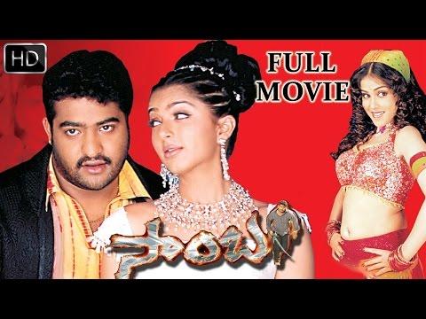 Samba Telugu Full Length Movie || NTR , Bhoomika Chawla, Genelia Dsouza || Latest Telugu Movies