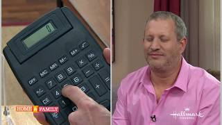 The Human Calculator® Scott Flansburg on Home & Family [Part 1]