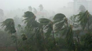 Cyclone ROANU hits in Bangladesh 2016