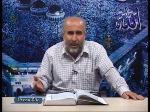 Ala Gaşiye Fecr Sureleri Tefsiri Mehmet Bakırcı
