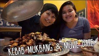 Kebab Mukbang & Movie Date