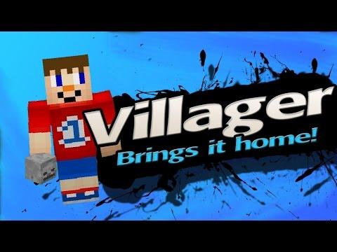 Xxx Mp4 Villager S Final Smash In Minecraft Minal Smash 3gp Sex