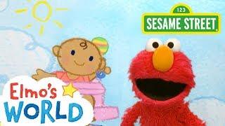 Sesame Street: Elmo's World: Babies | FULL Segment