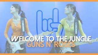 Juliana Vieira: Welcome to the jungle ( Guns N' Roses)