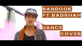 Bandook | Badshah | Dance Choreography | By Abhishek Soni | THE HAC