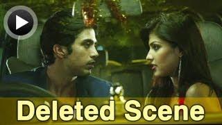 Deleted Scene:1   Mere Dad Ki Maruti   Sameer & Jazzleen's Hot Date   Rhea Chakraborty