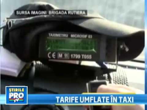 Cum insala taximetristii cu ajutorul dispozitivului de tip maimuta