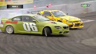 Drift Masters GP 2016 Ryga Runda VIII Top 16