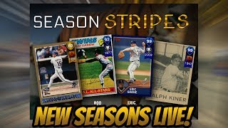 *New* Ranked Seasons Stripes! [MLB The Show 17 Diamond Dynasty]