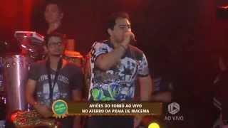 Aviões no São João de Fortaleza 2015 - ao vivo Tv Diário - parte 01