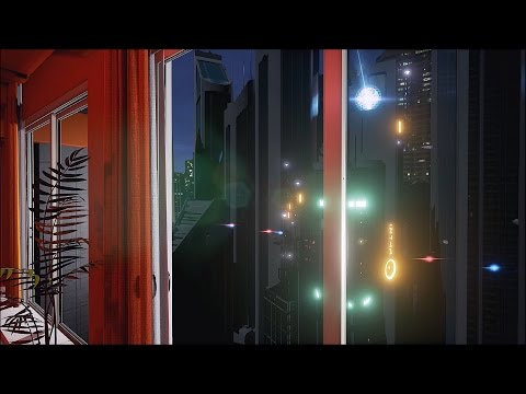 One Sole Purpose – Futuristic City Apartment Ambience (Spaceship Sounds, White Noise, ASMR)