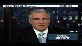 Keith Olbermann's Special Comment on Fear and Racism in America