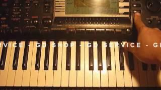Actualizar teclados yamaha de floppy a USB  -  Update Yamaha keyboard floppy to USB reader