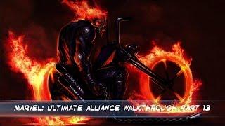 Marvel: Ultimate Alliance PS4 Walkthrough Part  13