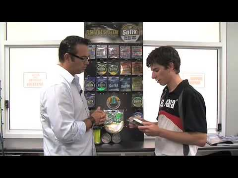 How To Choose The Right Sufix Fishing Line
