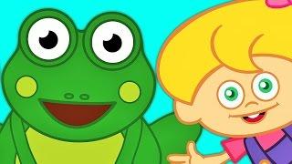 Küçük Kurbağa   Bebek Şarkıları   Sevimli Dostlar   Çizgi Film Çocuk Şarkıları   Adisebaba TV