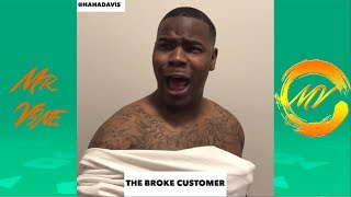 Try Not To Laugh Watching Funny HahaDavis Big Fella Instagram Videos Compilation 2018 #2