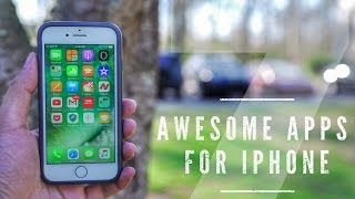 7 FREE iOS Apps You Must Try !