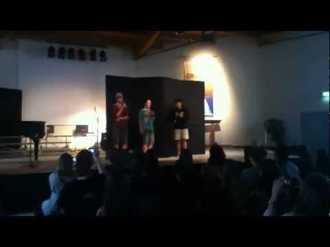 BFA Talent show: Middle school dorm