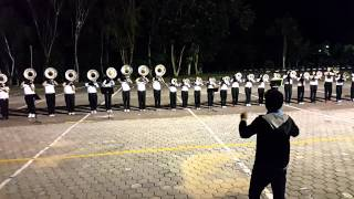 MB BONTANG PKT 2015 MOV 1 HORN LINE